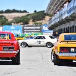 モントレー モータースポーツ リユニオン 2019 (Rolex Monterey Motorsports Reunion ) アメ車編